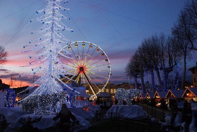 Plaza Gambetta, Carcassonne