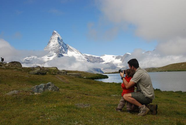 Los lagos más bonitos de Suiza