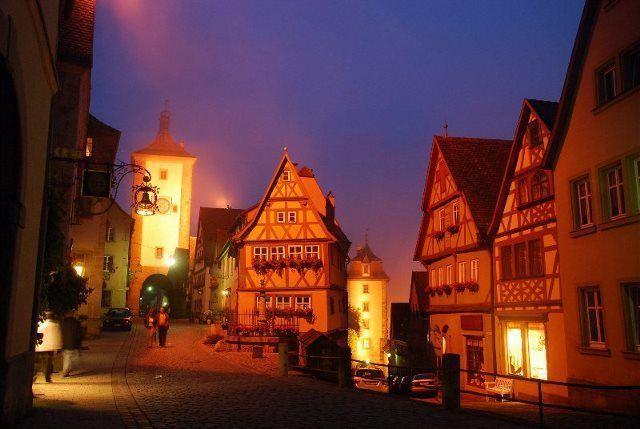 Los pueblos más bonitos de Alemania