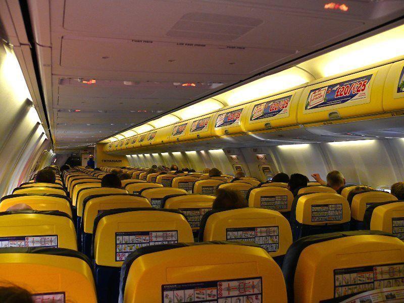 Aviones Ryanair