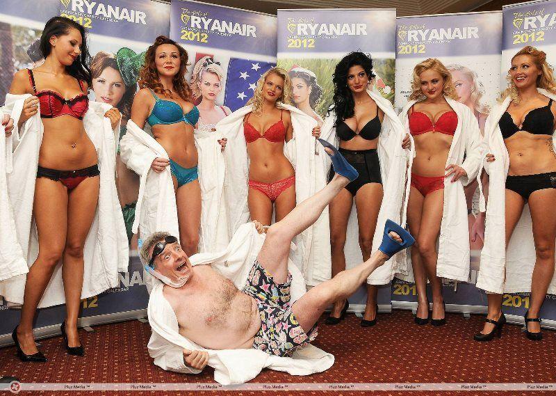 Polémicas Ryanair