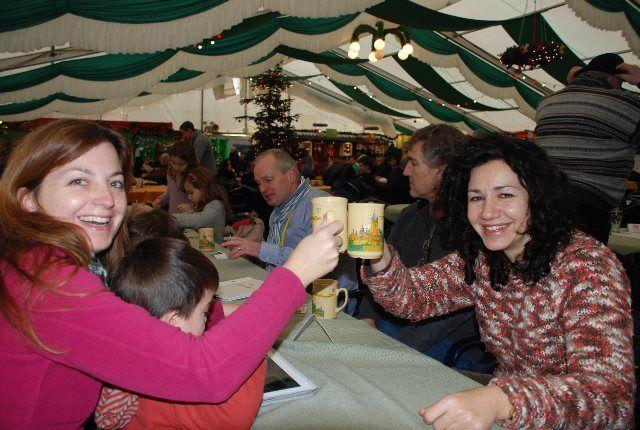 Felices fiestas desde Cochem