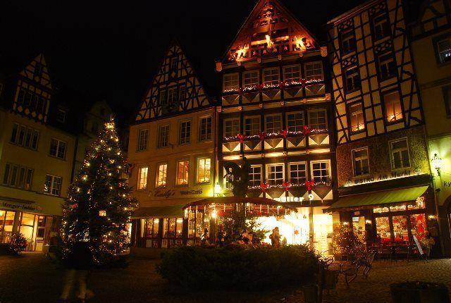 Marktplatz Cochem