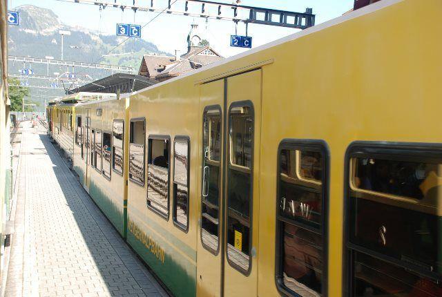 El Wenger Alpine Bahn (WAB)