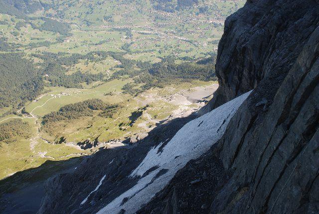 Cara norte del Eiger