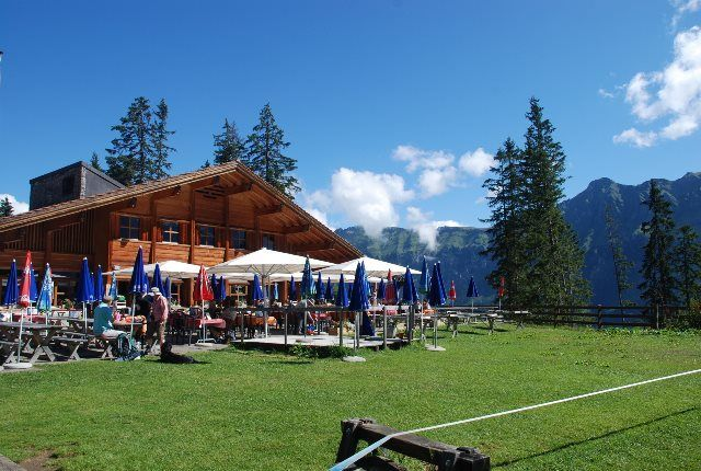 Restaurante de Winteregg
