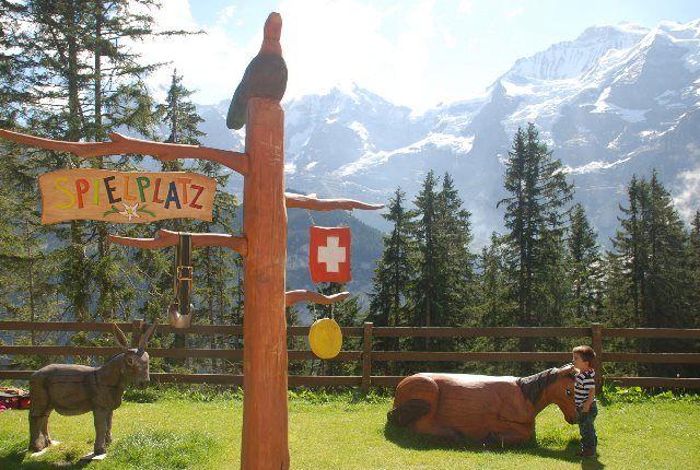 Parque infantil de Winteregg