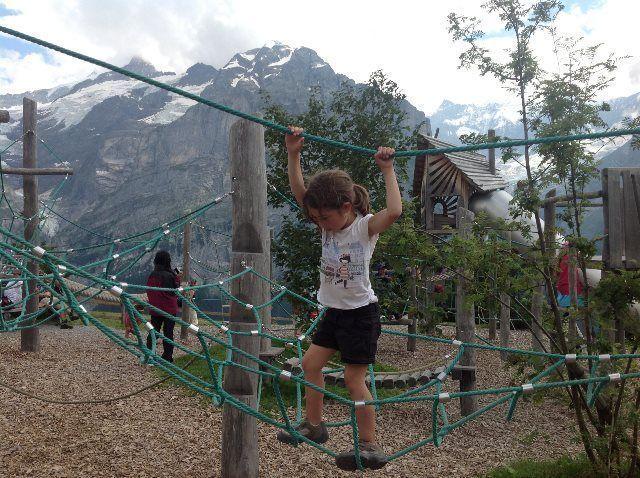 Parque de aventuras de Bort