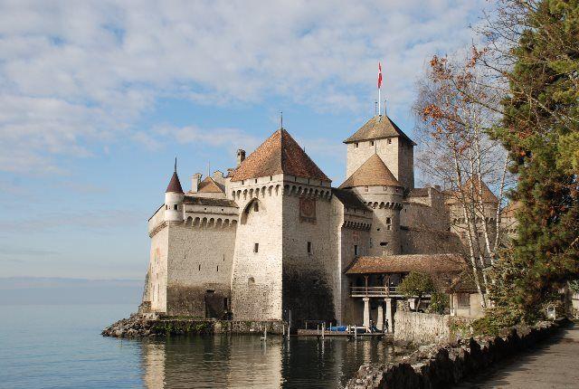 Los castillos más bonitos de Suiza