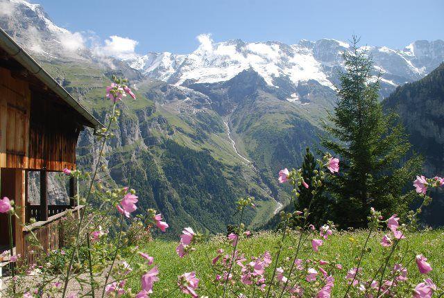 La belleza del Valle de Lauterbrunnen