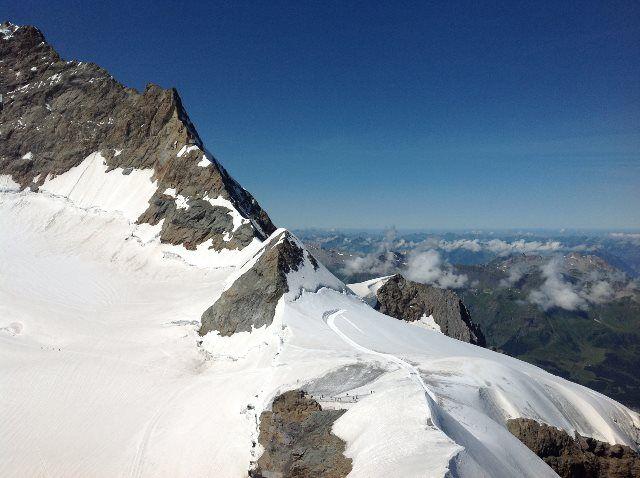 Vistas desde el Plateau