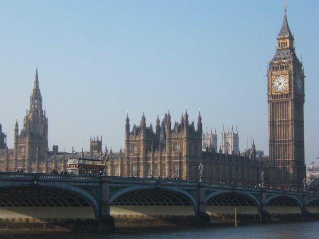 Big Ben y Houses of Parliament