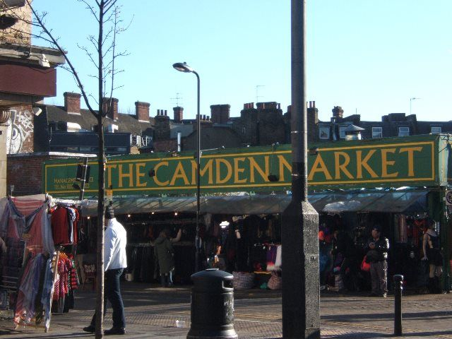 Mercado de Camden
