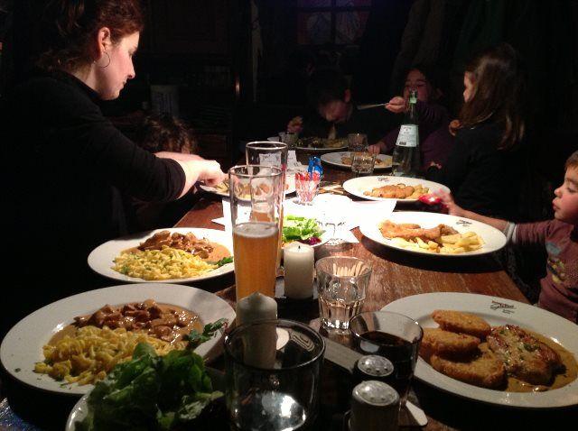 Comer en Heidelberg