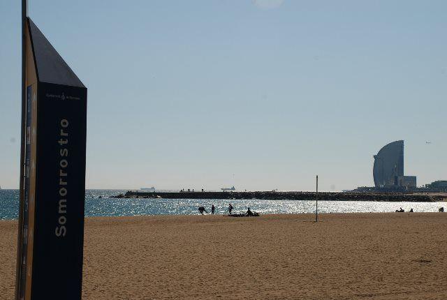 Playa de Somorrostro