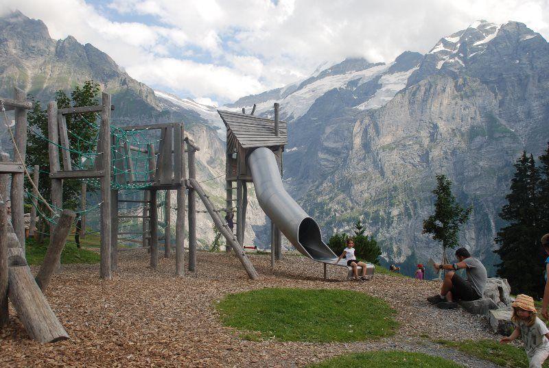 Bort, en Grindelwald