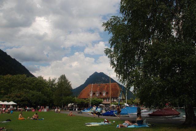 El bucólico embarcadero de Neuhaus