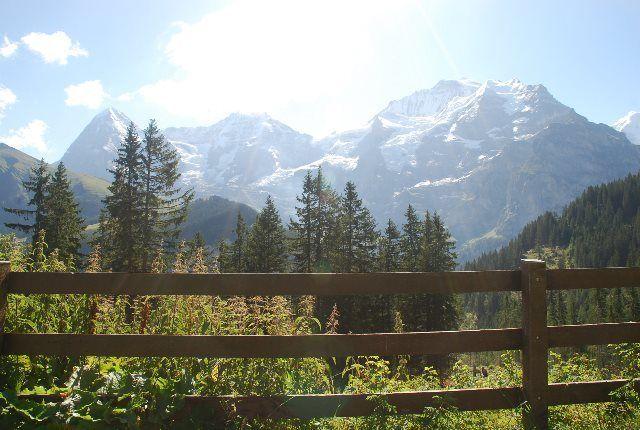 Vistas desde Winteregg