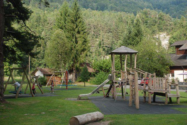 Parque de Aareschlucht