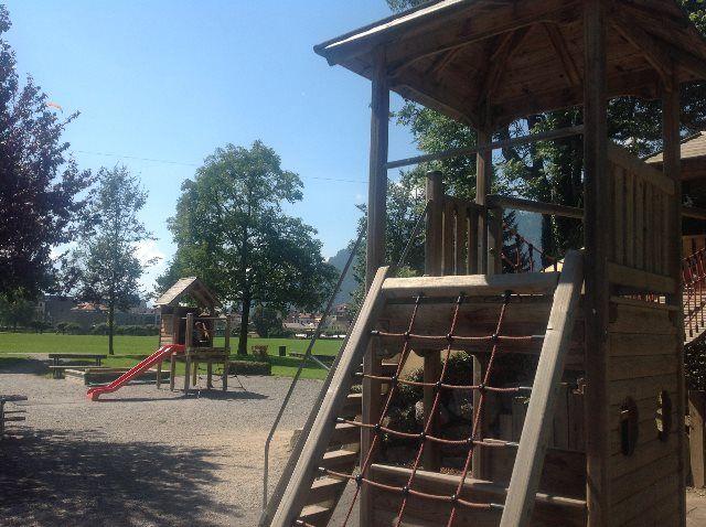 Parque infantil de Interlaken