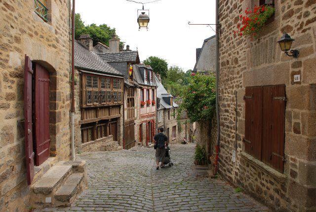 Dinan: esplendor medieval en la Bretaña