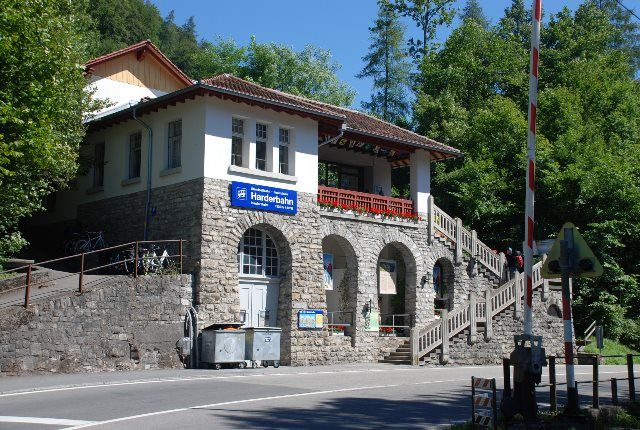 Funicular Harderbahn