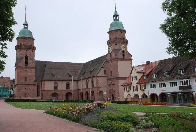 La plaza más grande de Alemania