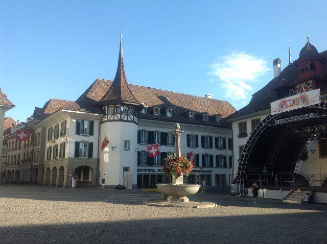 Rathausplatz, Thun