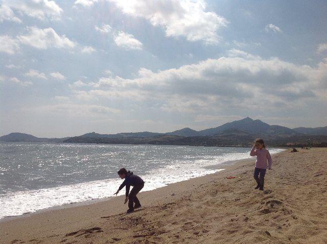 Playa de Argeles-sur-Mer
