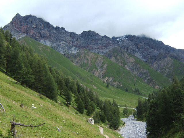 Escursión al valle de Truptchun
