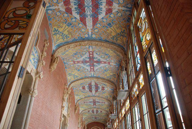 El mágico mundo del Hospital de Sant Pau