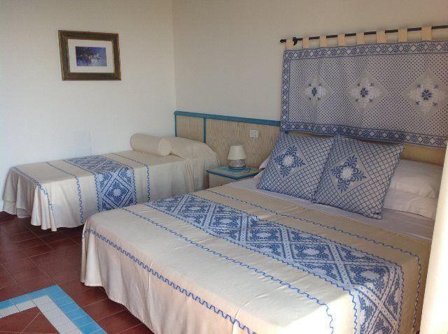habitaciones estilo sardo