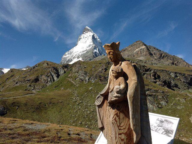 La Virgen de las Nieves
