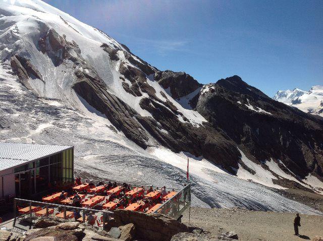 Restaurante de montaña de Hohsaas