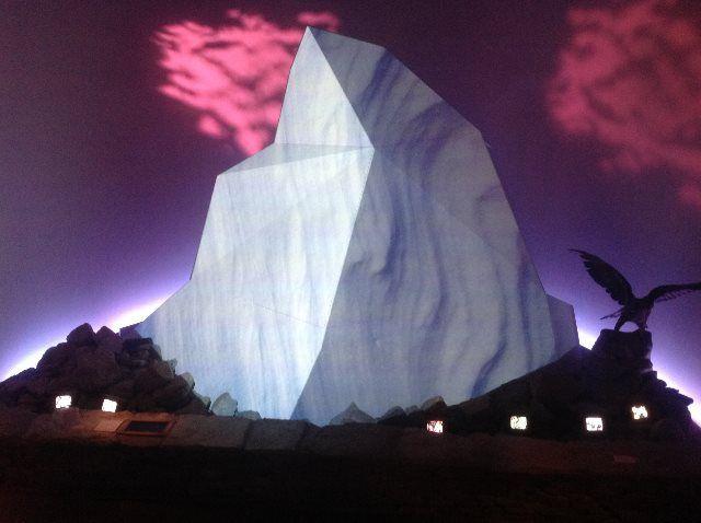El Matterhorn versión audiovisual