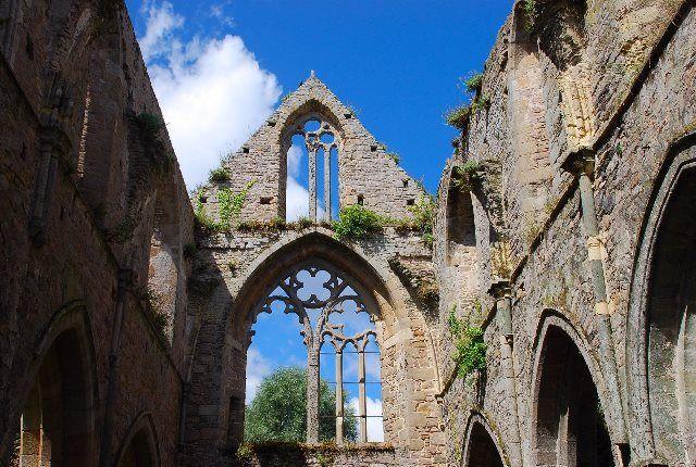 Abadía de Beauport: las ruinas más bonitas de la Bretaña