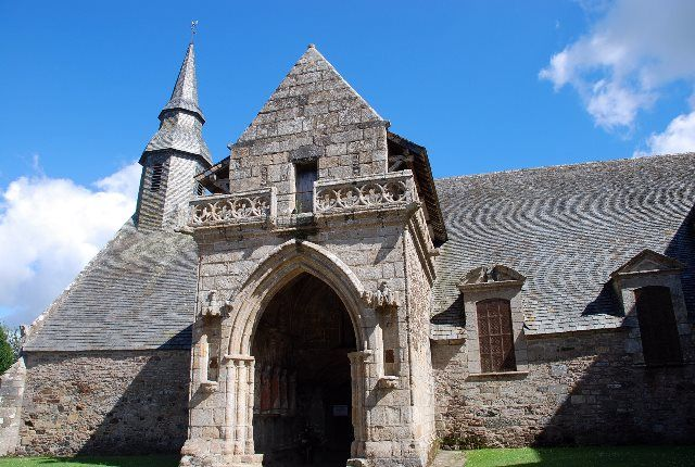 La abadía románica de Beauport