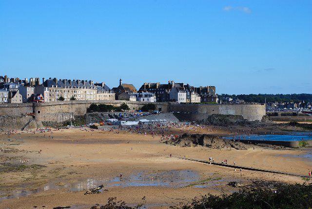 Playas de Saint Malo