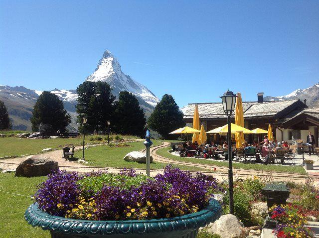 Dónde comer en Zermatt