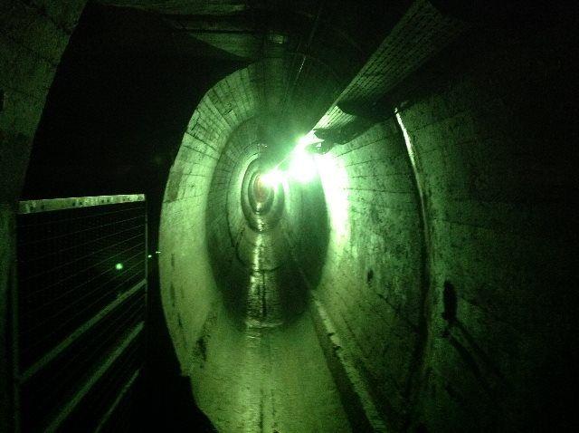 Alien el 8º Pasajero? no, la Dixence