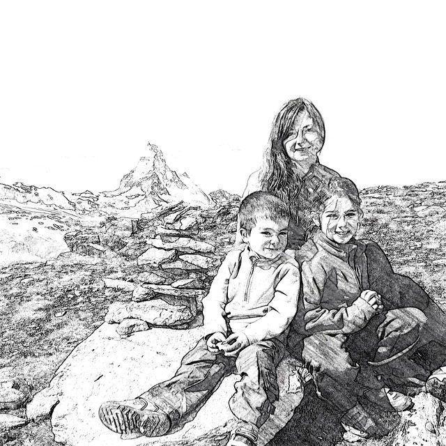 El Matterhorn siempre está presente en nuestros pensamientos
