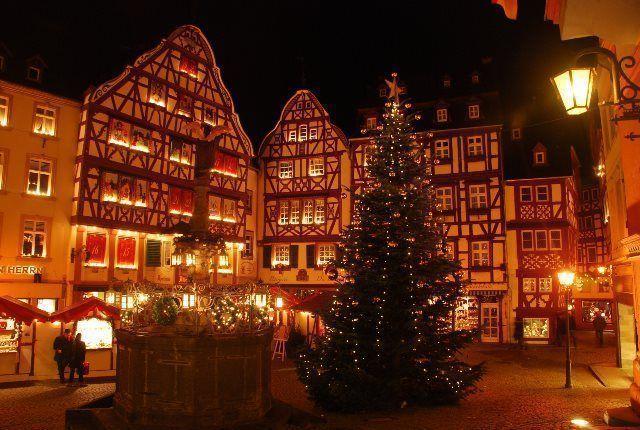 Mercados de Navidad: preparativos para viajar a Alemania