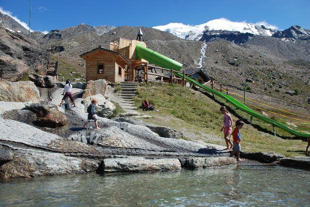 El parque alpino de Kreuzboden