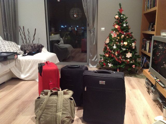 Navidad es una época perfecta para viajar