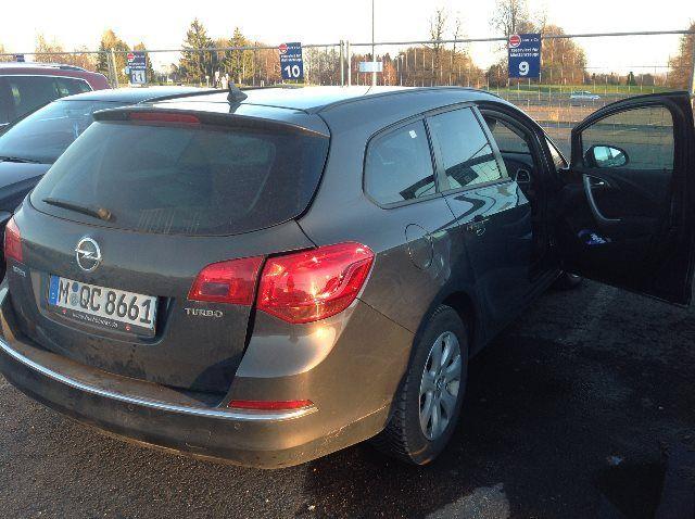 Alquilar coche en Alemania