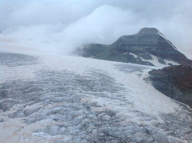Tierra de glaciares