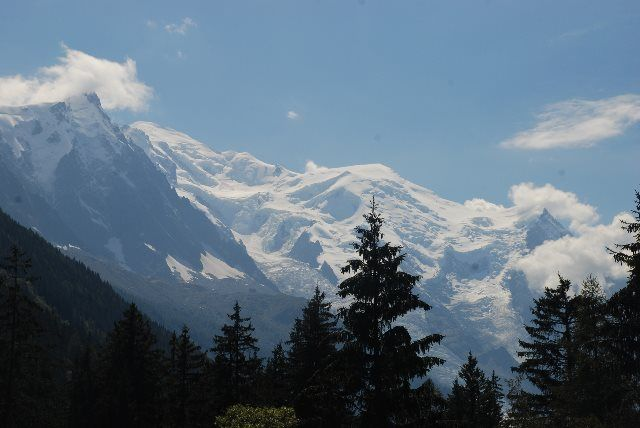 Los Alpes franceses de Chamonix