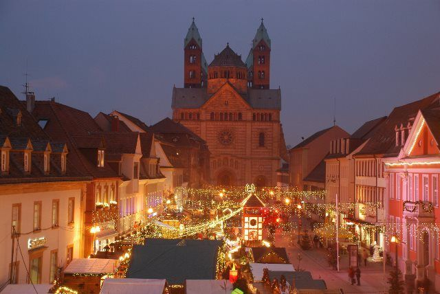 Catedral de Espira desde Alte Münz