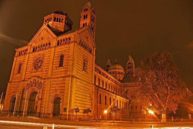 La majestuosa catedral románica de Speyer