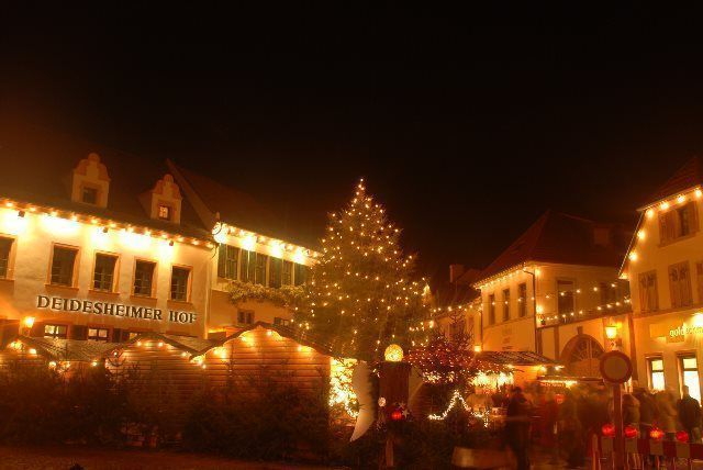Mercado de Navidad de Deidesheim